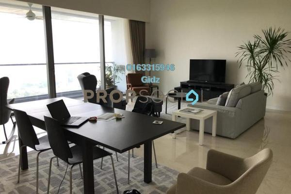 For Sale Serviced Residence at The Sentral Residences, KL Sentral Freehold Semi Furnished 4R/5B 4.6m