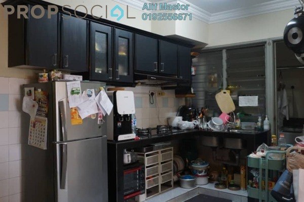 For Sale Apartment at Section 13, Shah Alam Freehold Unfurnished 3R/2B 260k