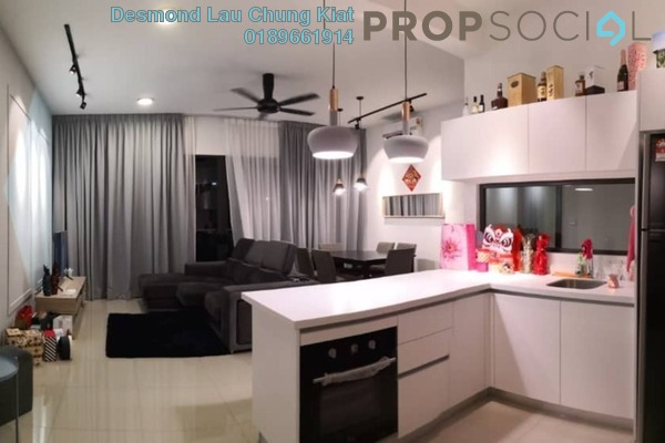 For Rent Condominium at CitiZen, Old Klang Road Freehold Fully Furnished 3R/2B 2.7k