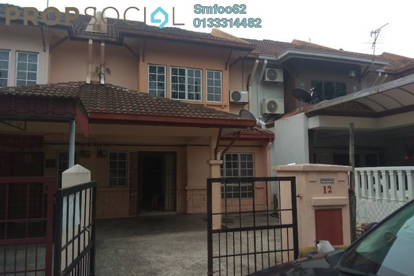For Rent Terrace at Taman Sungai Kapar Indah, Kapar Freehold Unfurnished 4R/3B 1k