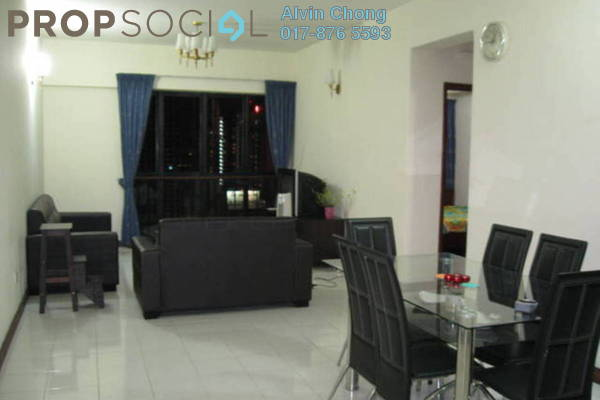 For Rent Condominium at Bistari, Putra Freehold Fully Furnished 3R/2B 2.5千
