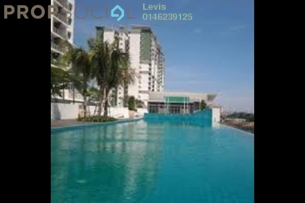 For Rent Condominium at Pearl Avenue, Kajang Freehold Unfurnished 3R/2B 1.2k