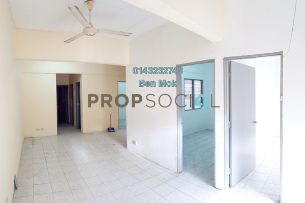For Sale Apartment at Impiana Apartment, Kepong Leasehold Unfurnished 3R/2B 100k