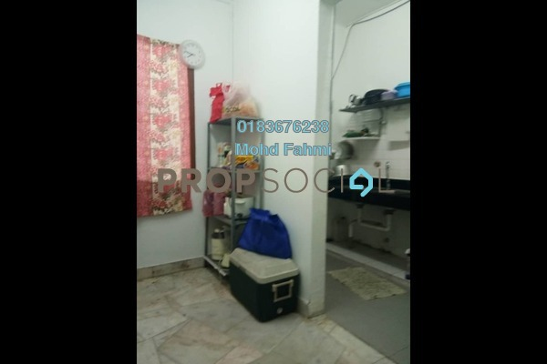 For Rent Terrace at Section 17, Shah Alam Freehold Semi Furnished 2R/1B 1.5k