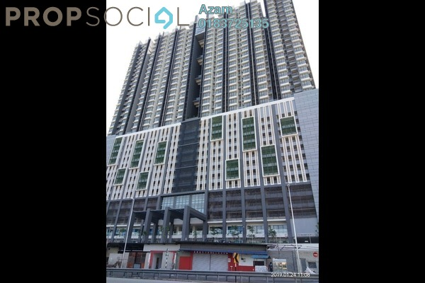 For Sale Condominium at Ayuman Suites, Gombak Freehold Semi Furnished 3R/2B 370k
