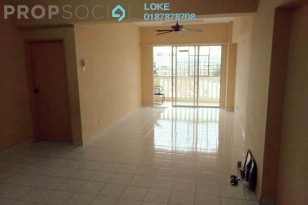 For Rent Apartment at Plaza Indah, Kajang Freehold Unfurnished 3R/2B 850translationmissing:en.pricing.unit