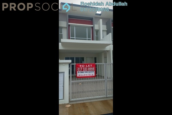 For Rent Terrace at Acacia Park, Rawang Freehold Unfurnished 4R/3B 1k
