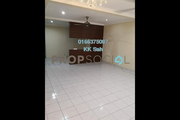 For Rent Terrace at Taman Kajang Prima, Kajang Freehold Semi Furnished 4R/3B 1.45k