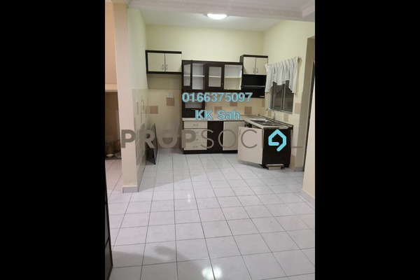 For Rent Link at Taman Kajang Prima, Kajang Freehold Semi Furnished 4R/3B 1.4k