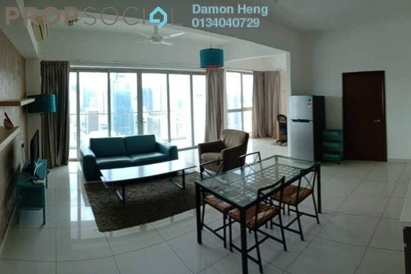 For Rent Serviced Residence at Regalia @ Jalan Sultan Ismail, Kuala Lumpur Freehold Fully Furnished 3R/2B 4.2k