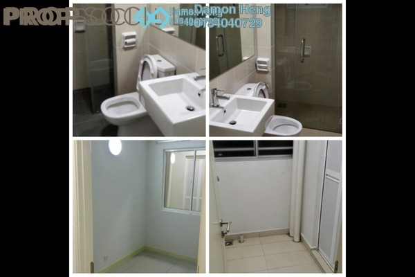For Rent Condominium at Tiara Mutiara, Old Klang Road Freehold Semi Furnished 2R/2B 1.45k
