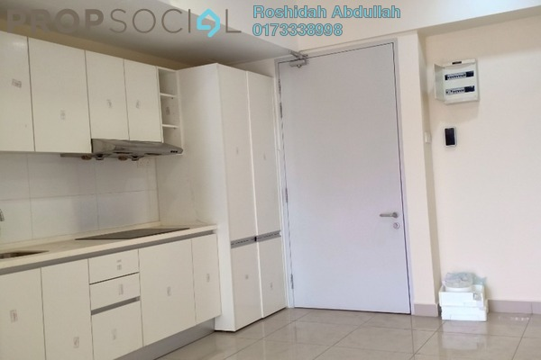 For Rent Serviced Residence at Suria Jelutong, Bukit Jelutong Freehold Semi Furnished 0R/1B 1.2k