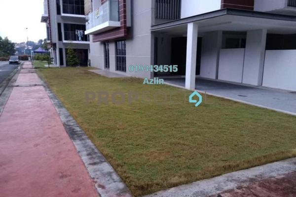 For Sale Townhouse at The Vale @ Sutera Damansara, Damansara Damai Leasehold Unfurnished 3R/4B 970k