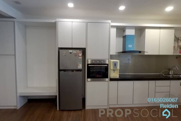 For Rent Condominium at Silk Sky, Balakong Freehold Fully Furnished 1R/1B 1.25k