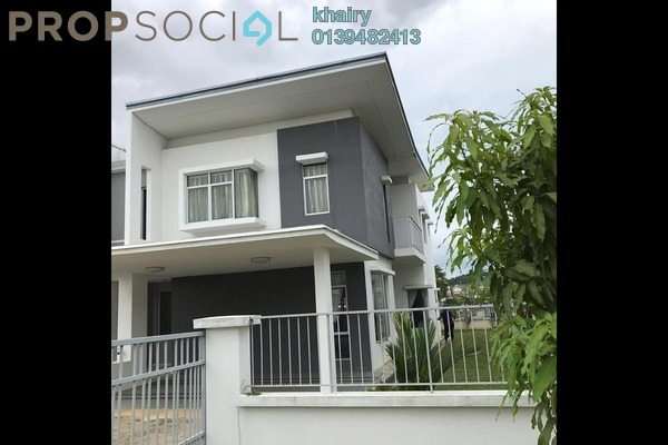 For Sale Semi-Detached at Desa Coalfields, Sungai Buloh Freehold Semi Furnished 6R/5B 800k