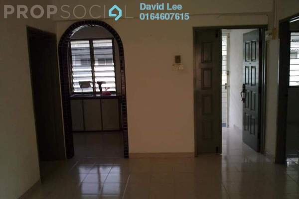 For Sale Apartment at Desa Delima, Georgetown Freehold Unfurnished 3R/2B 238k