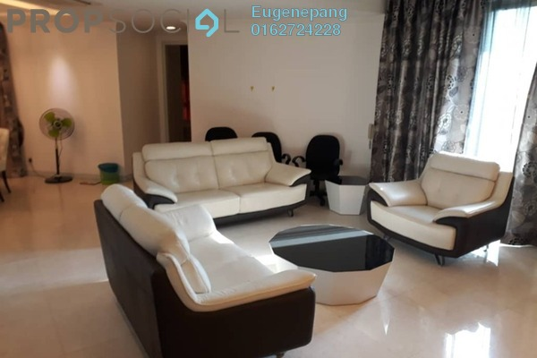 For Rent Condominium at Marc Service Residence, KLCC Freehold Fully Furnished 4R/6B 12k