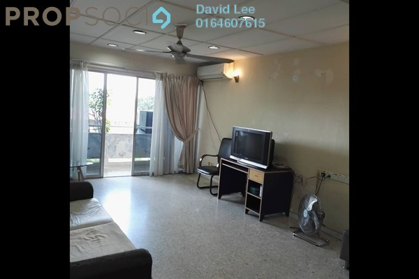 For Sale Apartment at Taman Kampar Apartment, Georgetown Freehold Fully Furnished 3R/2B 350k