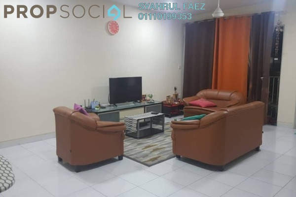 For Sale Condominium at Cyberia Crescent 1, Cyberjaya Freehold Semi Furnished 3R/2B 240k