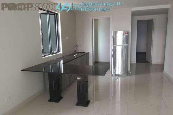 For Rent Condominium at The Reach @ Titiwangsa, Setapak Freehold Semi Furnished 3R/3B 2.6k