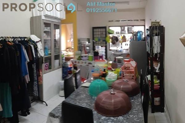 For Sale Terrace at Bandar Seri Ehsan, Banting Freehold Unfurnished 3R/2B 225k