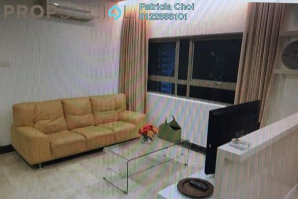 For Rent Condominium at Crown Regency, KLCC Freehold Fully Furnished 3R/3B 4.5k