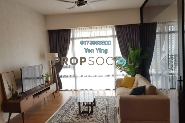 For Rent Serviced Residence at Anggun Residences, Dang Wangi Freehold Fully Furnished 1R/1B 3k