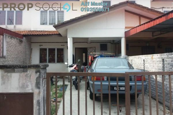 For Sale Terrace at Taman Banting Baru, Banting Freehold Unfurnished 3R/3B 220k