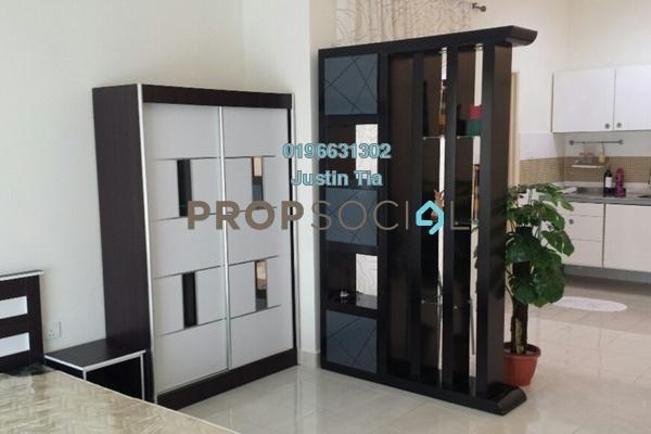 For Rent Condominium at Metropolitan Square, Damansara Perdana Freehold Fully Furnished 0R/0B 1.4k