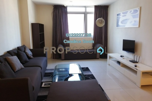 For Rent Condominium at Taragon Puteri Bintang, Pudu Freehold Fully Furnished 3R/2B 2.8k