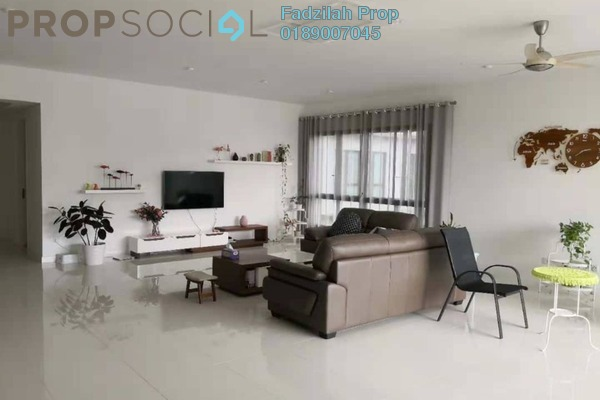 For Sale Condominium at Residensi 22, Mont Kiara Freehold Fully Furnished 4R/4B 2.6m