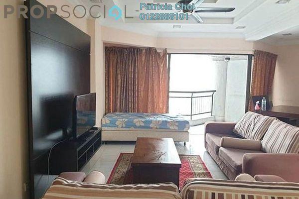 For Rent Condominium at Bangsar Heights, Bangsar Freehold Fully Furnished 3R/3B 2.8k