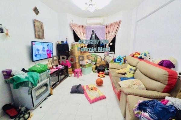 For Sale Apartment at Carmila Apartment, Kota Damansara Freehold Unfurnished 3R/2B 300k
