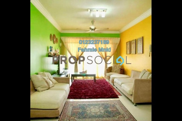 For Sale Condominium at D'Alamanda, Cheras Freehold Semi Furnished 3R/2B 495k
