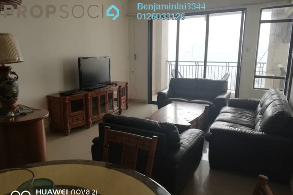 For Rent Condominium at Sri Putramas II, Dutamas Freehold Fully Furnished 3R/2B 2.2k