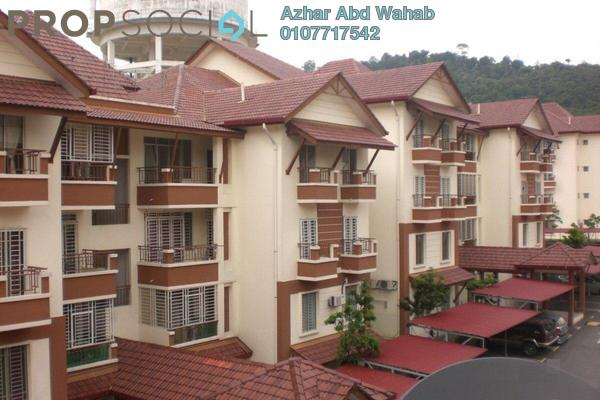 For Sale Condominium at Gardenville Townvilla, Selayang Heights Freehold Unfurnished 3R/2B 330k