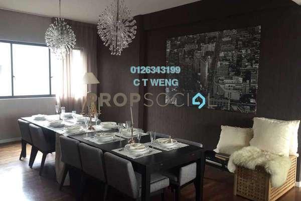 For Sale Condominium at Katana II, Ampang Hilir Freehold Fully Furnished 4R/5B 3.51m