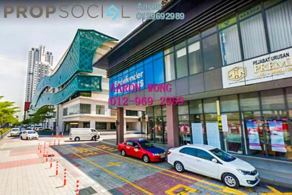For Rent Condominium at Gardenz @ One South, Seri Kembangan Freehold Semi Furnished 3R/2B 1.7k