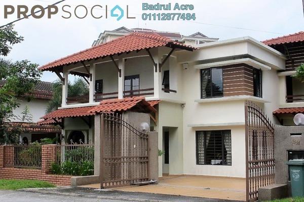 For Sale Bungalow at Kampung Datuk Keramat, Keramat Freehold Semi Furnished 7R/6B 3.19m