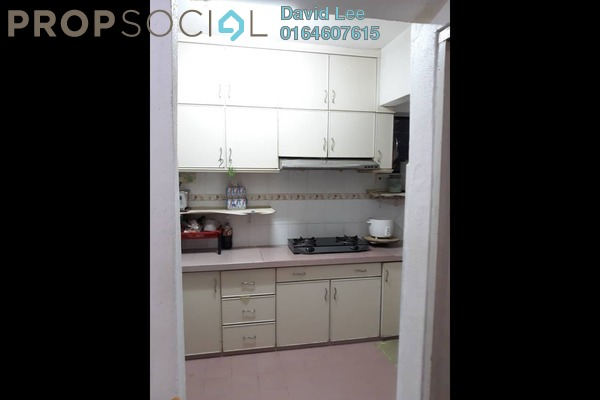 For Sale Apartment at Desa Delima, Georgetown Freehold Semi Furnished 3R/2B 260k