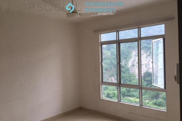 For Rent Condominium at Semarak Condominium, Batu Caves Freehold Semi Furnished 3R/2B 1.2k