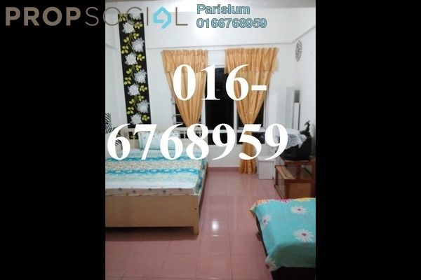 For Rent Serviced Residence at Seri Cempaka, Cheras Freehold Fully Furnished 1R/1B 1.2k