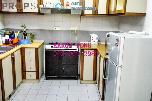 For Rent Condominium at One Ampang Avenue, Ampang Freehold Fully Furnished 4R/2B 1.65k