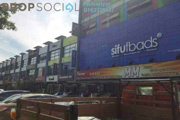 For Sale Shop at The Trillium, Sungai Besi Leasehold Unfurnished 0R/0B 13.5m