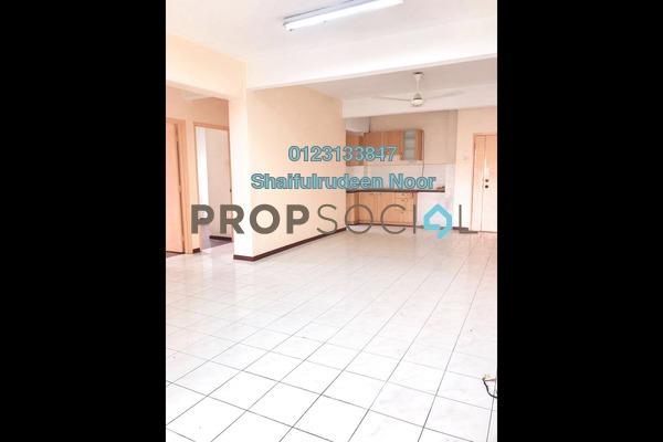 For Sale Condominium at City Garden Palm Villa, Pandan Indah Freehold Semi Furnished 3R/2B 430k
