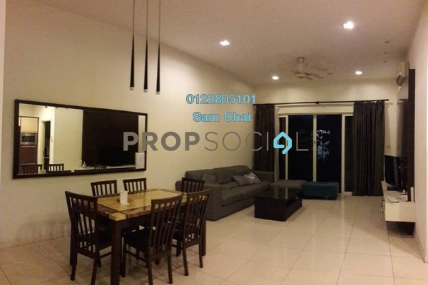 For Rent Terrace at Amelia, Desa ParkCity Freehold Fully Furnished 3R/3B 5.3k