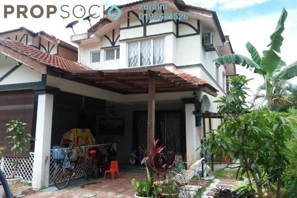 For Sale Terrace at Sungai Buloh Country Resort, Sungai Buloh Freehold Semi Furnished 4R/4B 595k