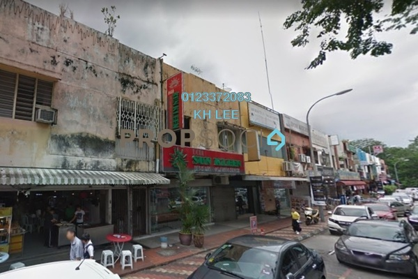 For Rent Office at Lucky Garden, Bangsar Freehold Unfurnished 0R/0B 2.5k