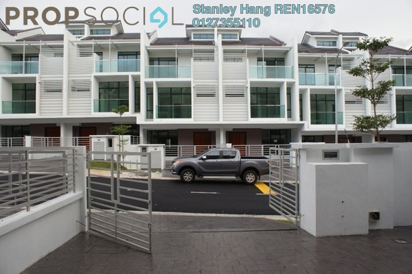 For Sale Terrace at Kinrara Residence, Bandar Kinrara Freehold Unfurnished 4R/3B 1.15m