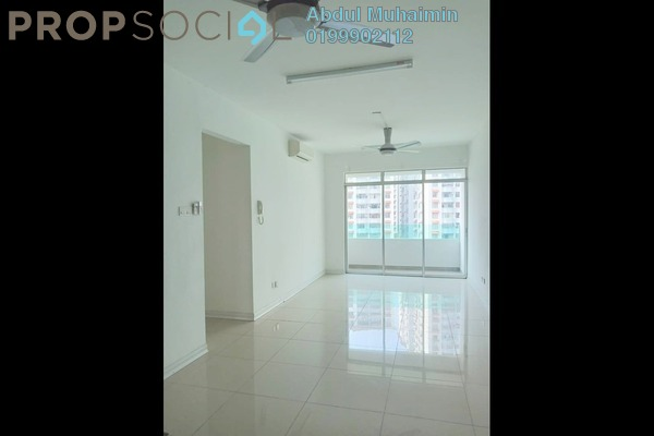 For Rent Condominium at Kiara Residence, Bukit Jalil Freehold Semi Furnished 3R/2B 1.5k